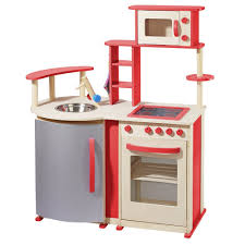 howa küche topmoderne spielküche aus holz howa natur rot de