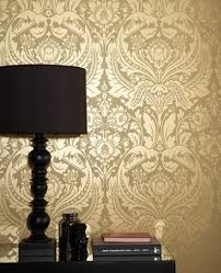 Wallpapers For Interior Design by The 25 Best Damask Wallpaper Ideas On Pinterest Grey Damask