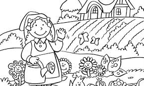 night garden colouring pages free coloring pages kids