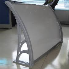 Awning Shed Window And Door Used Plastic Rain Cover Outdoor Polycarbonate Sun