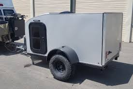 offroad teardrop camper boreas xt off road trailer into the wild overland