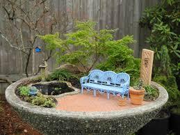 mini rock garden home design ideas