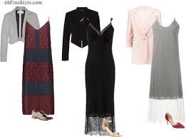 how to wear a slip dress over 40 u2013 7 different ways to wear slip
