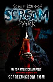 halloween attractions scare kingdom scream park atmosfear scare entertainment blog
