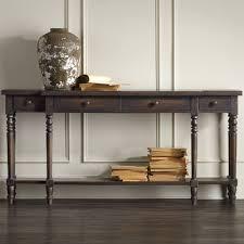 hooker sofa tables hooker furniture davalle console table u0026 reviews wayfair