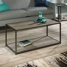 How Tall Should A Coffee Table Be by Mainstays Metro Coffee Table Multiple Finishes Walmart Com