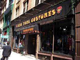 new york city halloween a ricky s cosmetics store in new york advertises that it is hiring