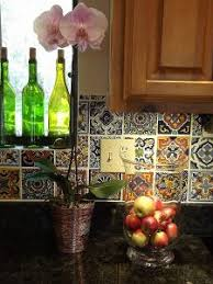 mexican tile kitchen backsplash kitchen backsplash lovely mexican tiles for kitchen backsplash