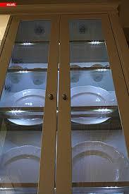 Inside Kitchen Cabinet Lighting by Inside Cabinet Lighting Super Bright Leds