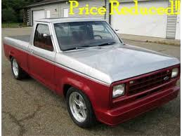 1989 Ford Thunderbird 1987 To 1989 Ford Ranger For Sale On Classiccars Com 2 Available