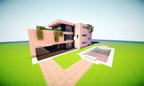 minecraft modern house minecraft modern modern and house