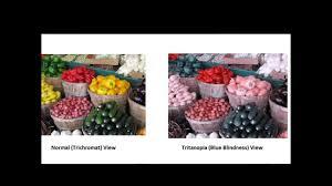tritanopia information youtube