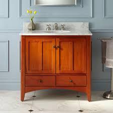 unusual bathroom vanities mission style american craftsman vanity
