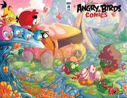 angry birds comics 2016 4 u2013 idw publishing