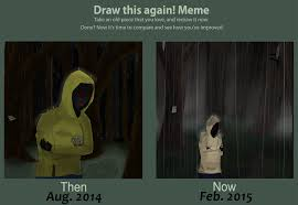hoodie before and after meme by ivydarkrose on deviantart