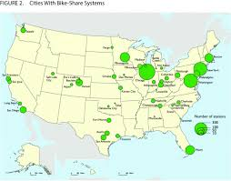 Seattle Public Transit Map by Bike Share Extends Reach Of Public Transportation In 65 Us Cities