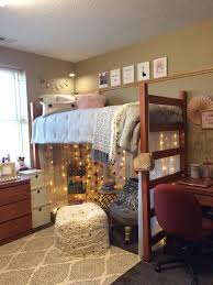 Free College Dorm Loft Bed Plans by 20 Dorm Rooms You Wish Were Yours Bunk Bed Dorm And Dorm Room