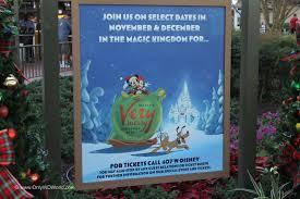 2016 mickey u0027s very merry christmas party dates announced disney