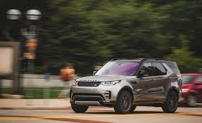 discovery land rover 2017 2017 land rover discovery in depth model review car and driver