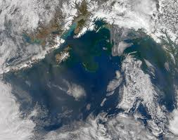 Alaska does sound travel in space images Springtime in the gulf of alaska image of the day jpg