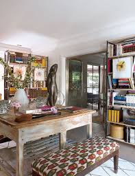 interior home office design 40 floppy but refined boho chic home office designs digsdigs