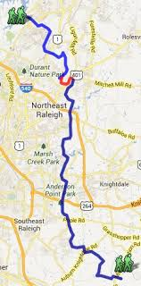raleigh greenway map trails of the triangle neuse river trail getgoing nc