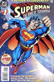 superman wedding album superman comic books issue 1