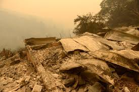 California Wildfires Colorado by Bulldozer Operator Killed Fighting California Blaze Near Big Sur
