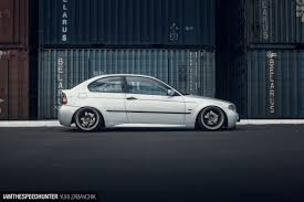 stanced mitsubishi eclipse a slammed bmw compact from belarus speedhunters