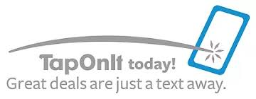 taponit great deals are just a text away