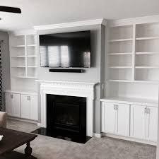custom built ins carpentry plus