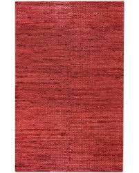 Jute Area Rug Savings On Woven Blanche Solid Jute Area Rug 8 X 11