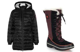 canada goose womens boots 9 beautiful coat and boot combos to prepare you for the impending