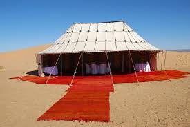 desert tent desert c in morocco sports proemotion superior