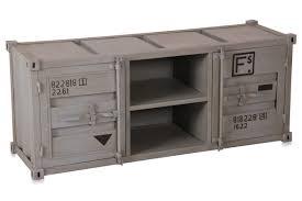 Schlafzimmer Kommode Shabby Industrial Möbel Tv Kommode Container Look Vintage Farben Tv