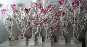 diy crystal and orchid tree centerpieces weddingbee photo gallery