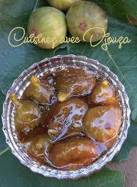 cuisiner figues fraiches recette confiture de figues vertes entieres recettes faciles