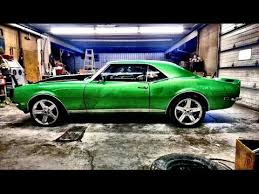 synergy green camaro ss for sale 1968 camaro for sale in ohio
