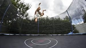 best backyard trampoline the backyard site