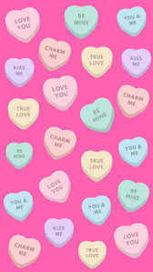 happy iphone backgrounds 12 super cute valentine u0027s day iphone wallpapers preppy wallpapers