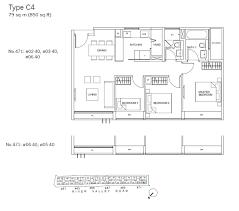 3 bedroom rv residences