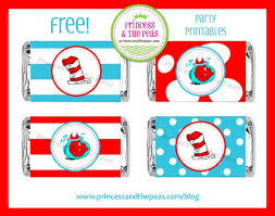 dr seuss party printables affordable kids birthday party ideas