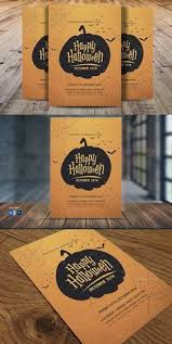 kids halloween party flyer fonts logos icons pinterest halloween poster if you u0027d like to see more of my work check it