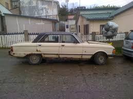 tamerlane u0027s thoughts carspotting argentine ford falcon sedan