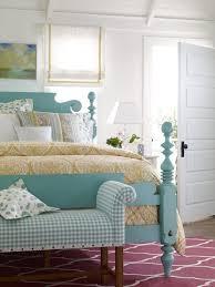 nautical seaside bedroom decor inspiration blue wave
