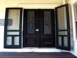 contemporary double door exterior modern screen door btca info examples doors designs ideas