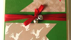 make a festive jingle bell card diy crafts guidecentral youtube