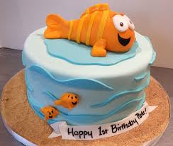 177 Best Animal Fish Images On Pinterest Sea Cakes Cake