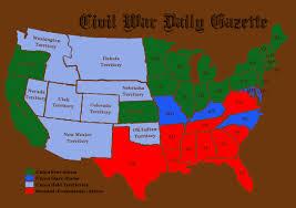 map us states during civil war map us during civil war border states world maps