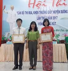 K Hen Online Chung Kết Hội Thi U201ccán Bộ Thi đua Khen Thưởng Giỏi U201d Huyện Dương